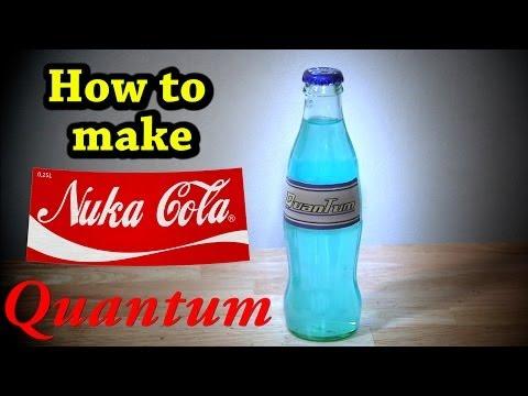 How to make Nuka Cola Quantum (Fallout DIY)