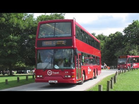 Buses at Autokarna Nottingham Sunday 3rd June 2018
