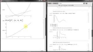 Plot Function - Plotting graphs in mathematica - A Basic Tutorial