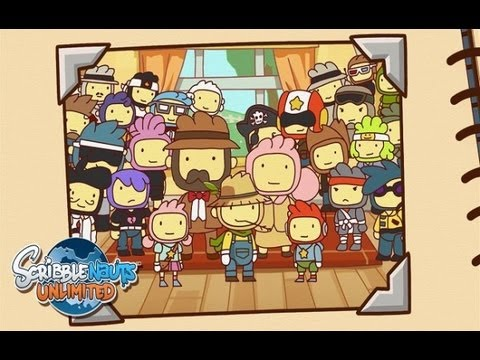scribblenauts unlimited for mac (real)