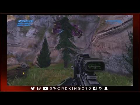 Halo MCC - Halo: CE Anniverary - Solo Legendary Campaign - Part 1.