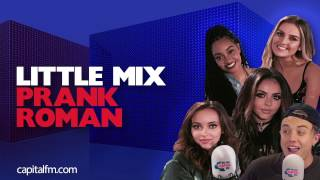PRANK: Leigh-Anne Storms Out Of Roman