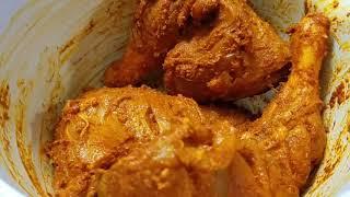 Fried Chicken Tikka Recipe [In Urdu]