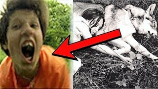 9 Kids Who Were Raised By Animals