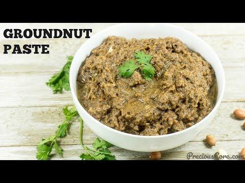 Groundnut Paste - Mboh - Precious Kitchen - Episode 55