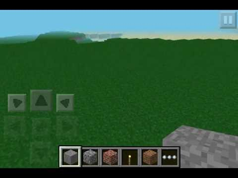 Flat Land Seed for Minecraft Pocket Edition
