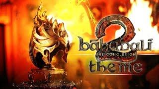 Bahubali The Conclusion full leaked theme song 2017 | shahorey Bahubali | loop remix