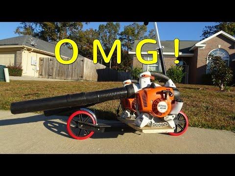 Twin Engine Motorized Skateboard - REAL