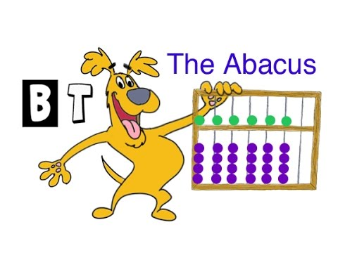 What is an Abacus - Learning English vocabulary words