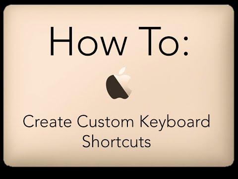 How To Create Custom Keyboard Shortcuts: iPhone