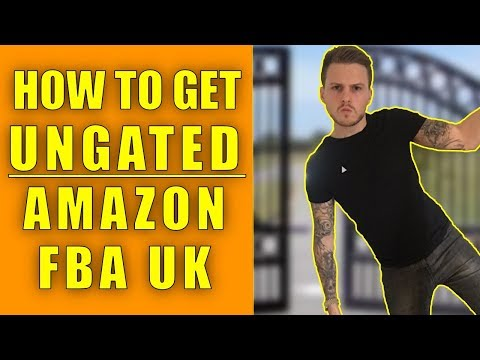 How To Get Ungated in ALL Categories (Overview) On Amazon UK - AMAZON FBA UK COURSE PREVIEW