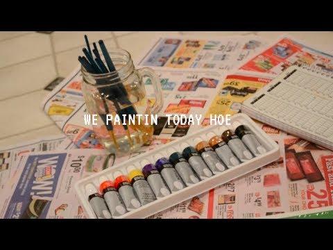 PAINT WITH ME (cuz im bored)