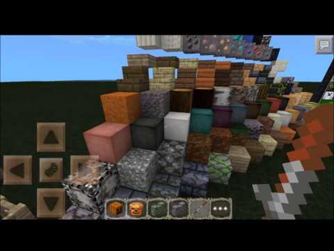 Halloween Minecraft Pocket Edition Texture Pack