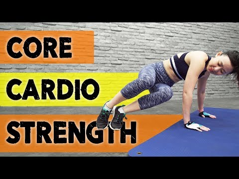 Cardio, Core & Strength to Lose Weight FAST (4-Week Bikini Body)  | Joanna Soh
