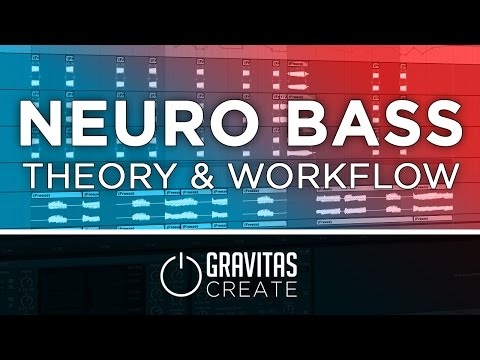 Ableton Tutorial - How to make Neuro Bass - Theory & Workflow