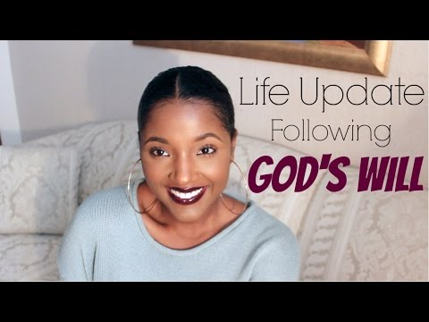 Life Update: Leaving My Job, Moving Away from Houston, & Following God's Will