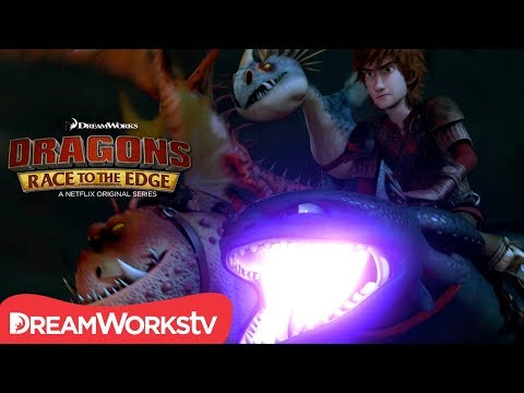 Battle For Berk | DRAGONS: RACE TO THE EDGE