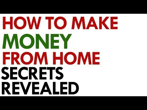 How To Make Money From Home. Get Paid Every 20 min and Up To 72 times per day.