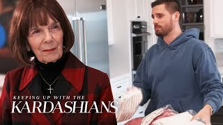 MJ Is Skeptical Of Scott Disick's 'Talentless' Clothing Line; Can He Convince Her?   KUWTK   E!