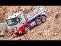 RC Trucks! Heavy Machines! Tractors! Big R/C Action!