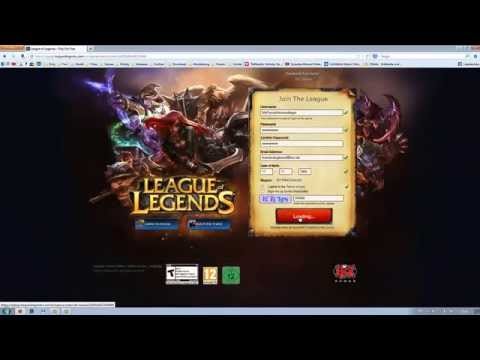 League of Legends   !!! Free Riot Points Special   Bug   Season 4 !!! 22 1 2014