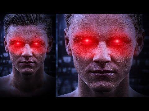 Superman Heat Vision Effect Tutorial | Adobe Photoshop
