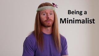 Being a Minimalist - Ultra Spiritual Life episode 55