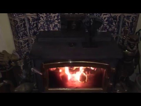Overfire Fire Alarm System on Hearthstove or Fireplace Insert | Flue Guru