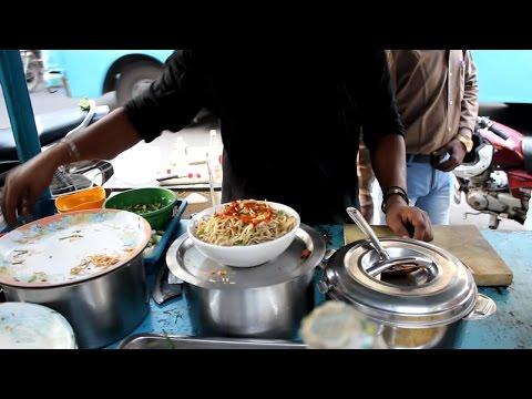 Egg Chowmein - Egg Noodles - Bengali Street food - Indian Street Food(Kolkata) - Kolkata Street Food