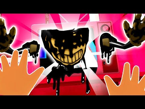 CAN BABY STOP BENDY'S ULTIMATE PLAN!? | Baby Hands VR (Lets Play New Update HTC Vive Gameplay)