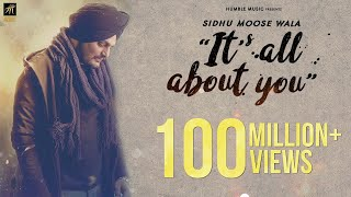 Its All About You | Sidhu Moose Wala | Intense | Valentine Day Special Song 2018 | Humble Music
