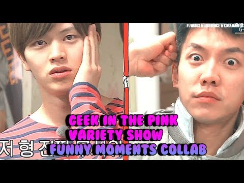 Korean Variety Show Funny Moments | Humor Collab w/ Flwrjus & Limerence subs