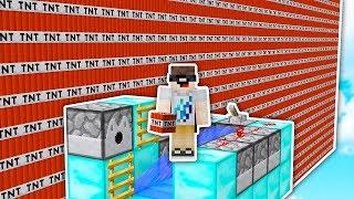 TNT WARS PRO ULTIMATE CHALLENGE! | Minecraft TNT WARS