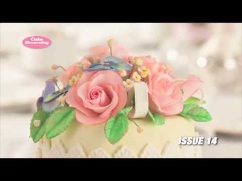 Cake Decorating - Basic Modelling Using Marzipan, Fondant or Gumpaste