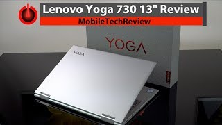 "Lenovo Yoga 730 13"" Review"