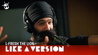 Lfresh The Lion Covers Panjabi Mc And Fresh Prince Of Bel Air For Like A Version