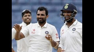 ShamI strikes after a great fight with Dickwella