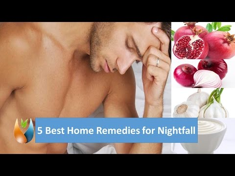 5 Best Home Remedies for Nightfall