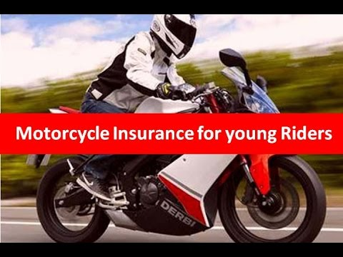motorcycle insurance for 16, 17,18,19 year old in USA