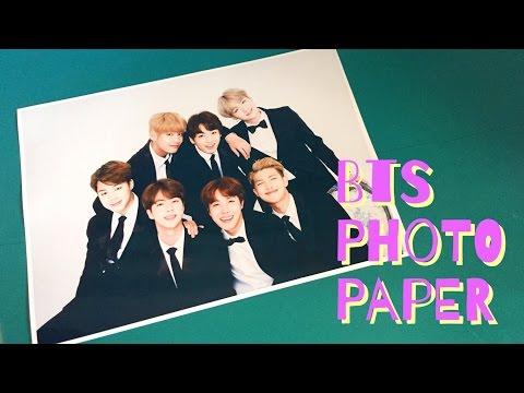 How I print a4 photo paper using my Ipad