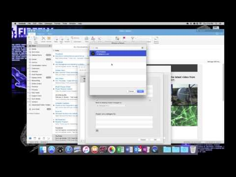 Office 365 Shared Mailbox in Outlook for Mac