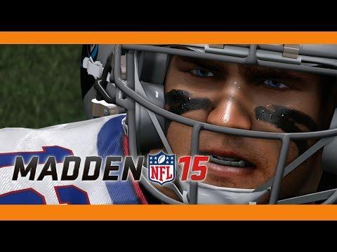 Madden 15 Career Mode | QB Player Creation [EP 1]