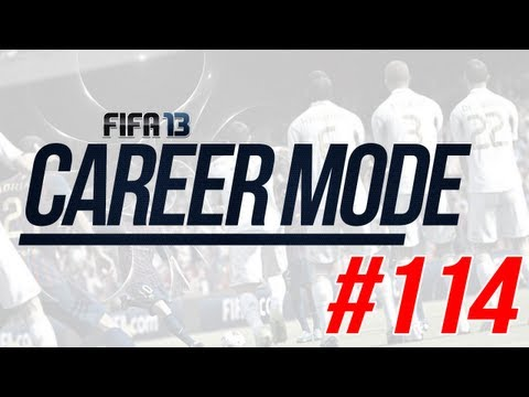 FIFA 13 - Career Mode - #114 - Trolling For Goals