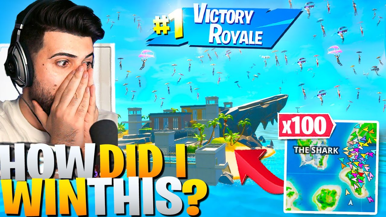 I Told 100 Streamsnipers To Drop PRISON and WON! (CRAZY) - Fortnite Battle Royale