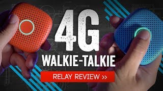 Relay Review: An LTE Walkie-Talkie For Kids (Of All Ages)