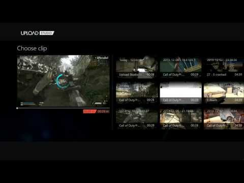 Xbox One SkyDrive Tutorial
