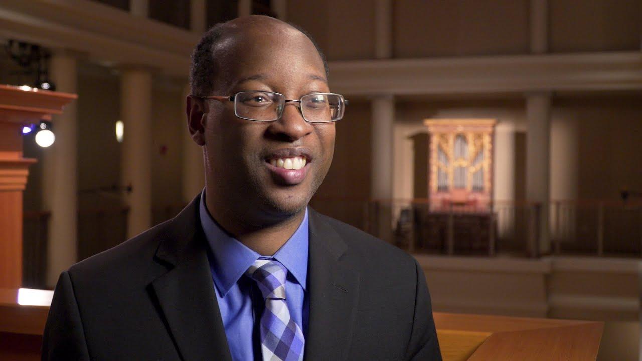 Kola Owolabi - Professor of Organ, University of Notre Dame