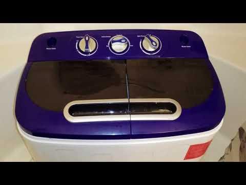 My New Best Choice Mini Portable Washing Machine