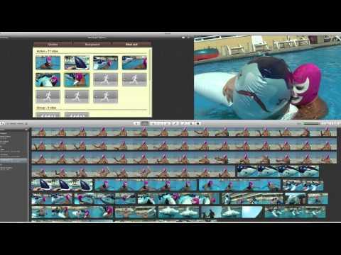 iMovie 11- Making a Movie Trailer