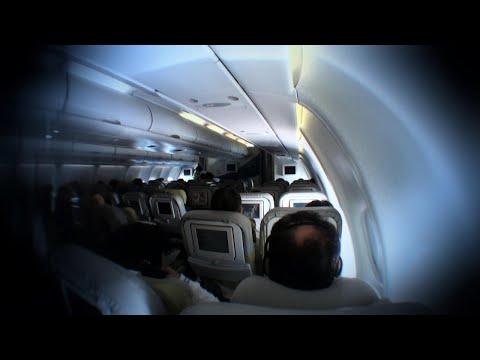 Man Urinates on Passenger Mid-Flight